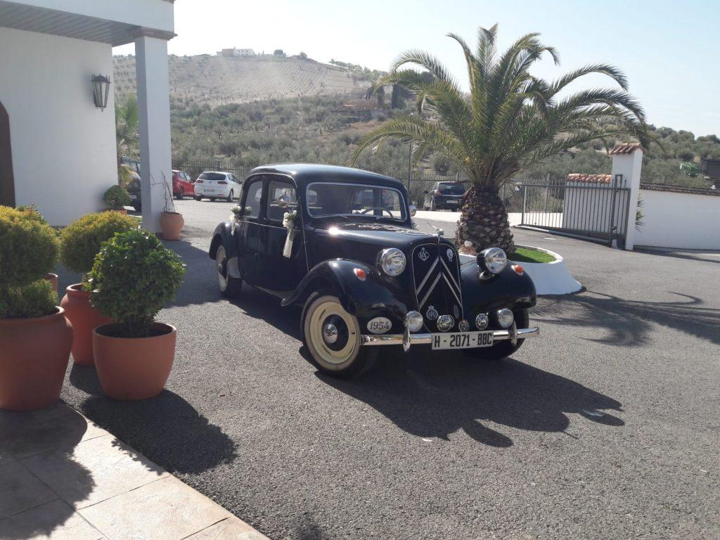 Citroen XI Ligero 1954